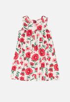 Bee Loop - Floral dress - multi