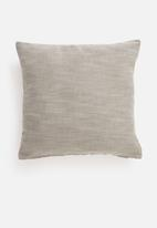 Hertex Fabrics - Edna cushion cover - castle