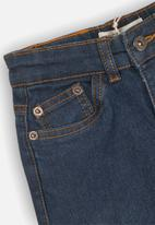 MINOTI - Boys regular jean - blue