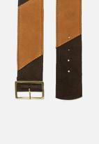 Superbalist - Kerry hip belt - brown