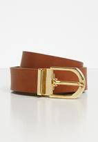 Superbalist - Ntombi hip belt - tan