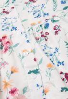 Superbalist Kids - Girls peplum blouse - white