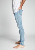 Cotton On - Super skinny jean - powder blue