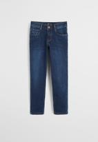 MANGO - Jeans jacob - blue
