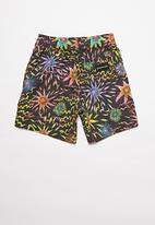 Quiksilver - Diamond dobby volley - tripper floral