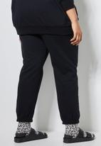 Superbalist - Track pant - black