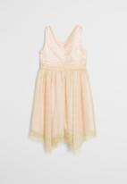 MANGO - Rose dress  - pink