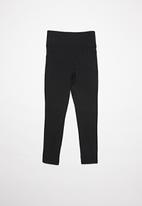 Nike - Girl nsw favorites gx hw legging - black & white