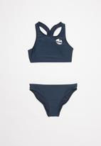 Roxy - Early roxy crop top - navy