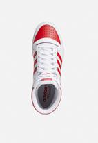 adidas Originals - Top Ten - ftwr white/scarlet red /red