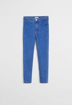 MANGO - Jeans supersk  - blue
