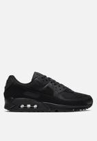 Nike - Air Max 90 - black / black-black-white