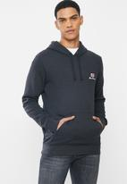 Ben Sherman - Ben sherman hoodie - black