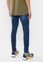 S.P.C.C. - Blue blood signature jeans - indigo