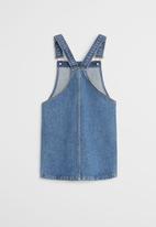 MANGO - Dress Paula - blue