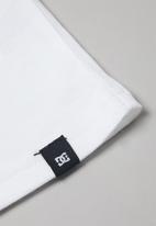 DC - Star short sleeve tee - white