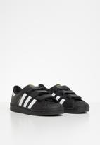 adidas Originals - Superstar cf c  - black
