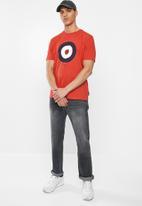 Ben Sherman - Target tee - red