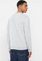 Ben Sherman - Target sweatshirt crew - grey