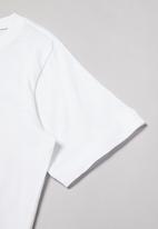 Nike - B nsw tee nike air fa20 1 - white