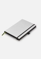 LAMY - A5 hard cover notebook - black