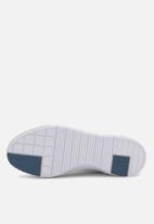 PUMA - Cali sport mix wn's - puma white-vaporous gray-digi-blue