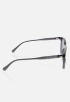 CALVIN KLEIN - CK Chroma Crystal Sunglasses - Charcoal