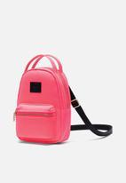 Herschel Supply Co. - Nova crossbody - neon pink/black