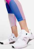 Nike - Sculpt icon clash 7/8 tight - multi
