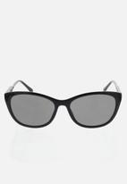 CALVIN KLEIN JEANS - Chroma sunglasses - black