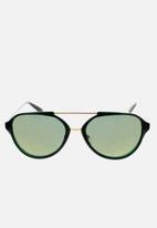 CALVIN KLEIN JEANS - City crystal hunter sunglasses - brown