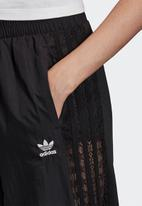 adidas Originals - Bellista cuffed pants - black & white