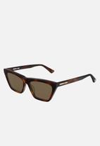 McQ - Mq0192s-002 54 sunglasses - brown