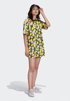 adidas Originals - Bellista aop tee dress - multi