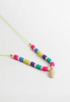 MANGO - Necklace honolulu  - multi