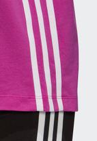 adidas Originals - Bellista logo tee - pink
