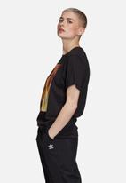 adidas Originals - Fakten graphic T-shirt - black