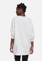 adidas Originals - Bellista graphic sweater - white