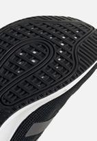 adidas Performance - Galaxar run - core black / grey / signal pink