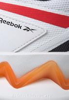 Reebok - Zig elusion energy - white/instinct red/high vis orange
