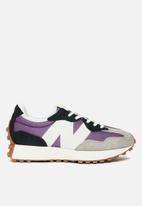 New Balance  - Classic 327 - purple