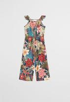MANGO - Playsuit taffy - multi