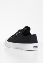 SUPERGA - 2630 Chunky sole - black/white