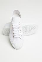 SUPERGA - 2630 Chunky sole - white & rose gold