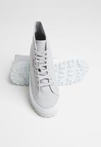SUPERGA - 2341 Alpina classic boot - grey ash