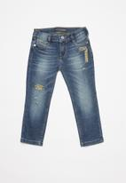 GUESS - Teens fashion skinny - blue