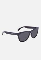 Oakley - Frogskins polarized sunglasses 55mm - black