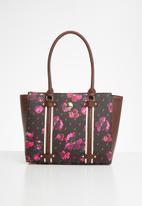 POLO - Iconic tote bag - brown