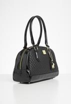 POLO - Madison synthetic quilt barrel - black