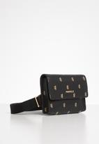 Pringle of Scotland - Layla belt bag - black
